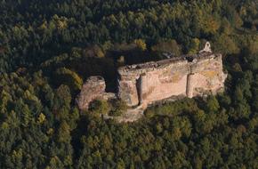 Château du Fleckenstein - crédit photo JP JENNY