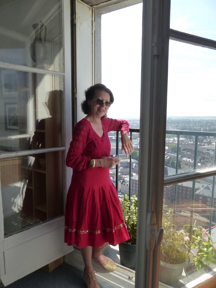 Amiens et sa Tour Perret