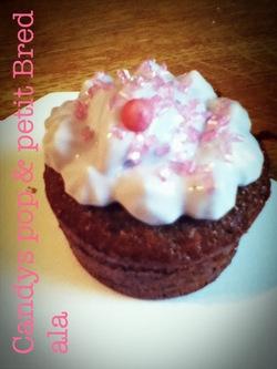Cupcakes lignts > mes premiers ! ^^