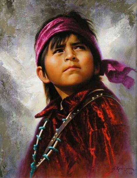 Alfredo Rodriguez    American Indian Art: