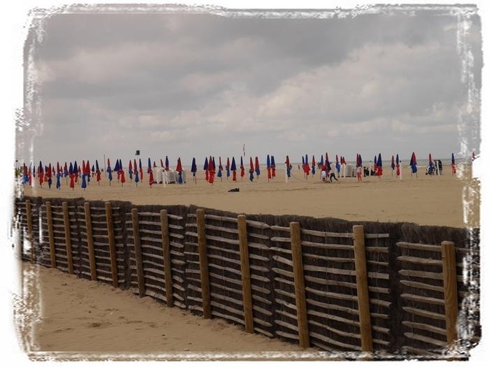 La côte fleurie- Deauville