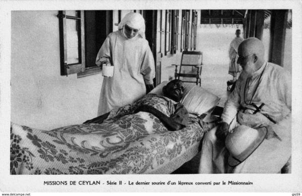 La vie du Père Caillet, missionnaire à Ceylan (9)