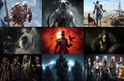   RPG Jeuxvidéo