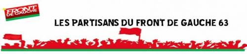 Association des Partisans du Front de gauche du Puy-de-Dôme