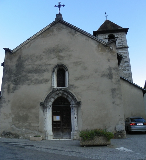 L'église Saint-Romain