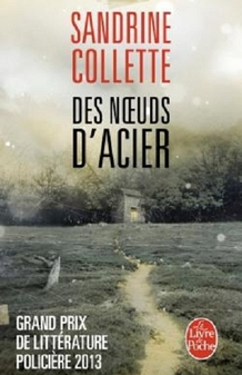 DES NOEUDS D'ACIER de SANDRINE COLLETTE