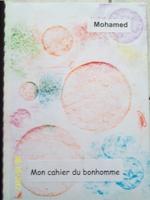 Couverture cahier du bonhomme MS