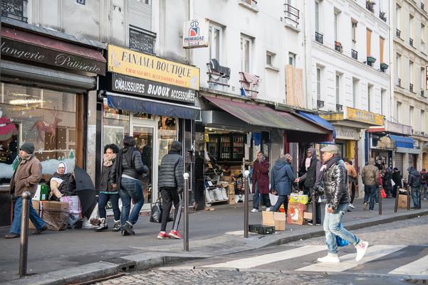 Le mirage de la rue Myrha