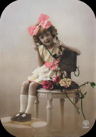 enfants années 20
