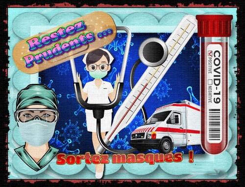 Concours Scrap Medecine >>  VOTEZ SVP <<
