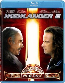 [Blu-ray] Highlander, le retour - Renegade Version