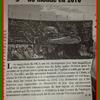 Le Tifo du Mouloudia dans les 5 premiers  au monde