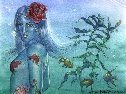 Elfes aquatiques
