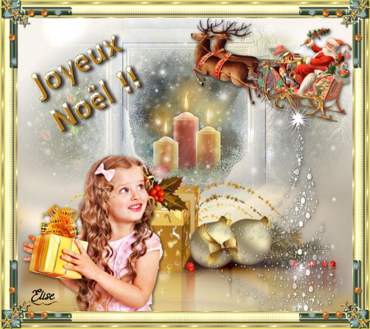 Magie de Noël pour les enfants