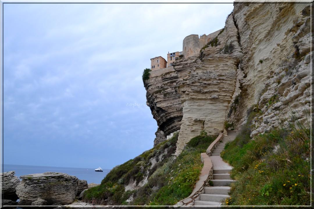Citadelle de Bonifacio - Corse