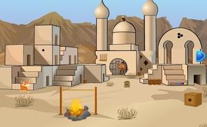 Jouer à Camel escape from desert