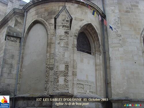 EGLISE 2/2 Notre Dame de BON PORT LES SABLES D'OLONNE 85 13/01/2014