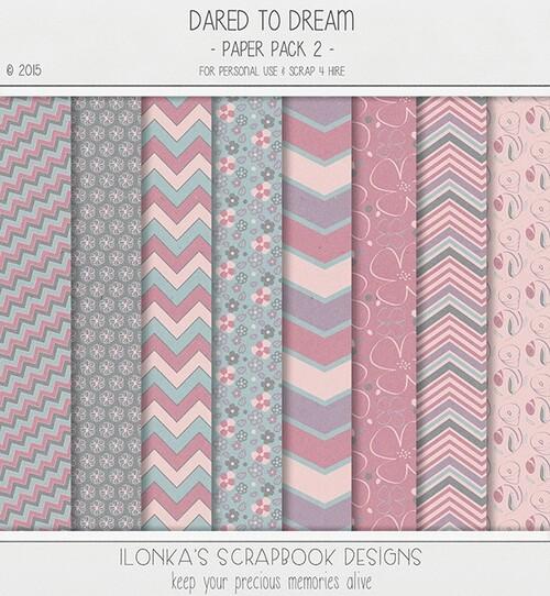 CT Ilonka's Scrapbook Designs