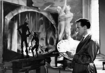 La main du diable (1943) - Maurice Tourneur