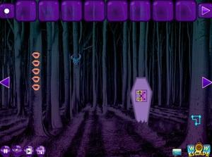 Jouer à Terrible forest escape