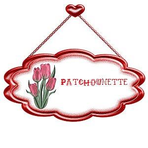 Patchounette tulipe rouge