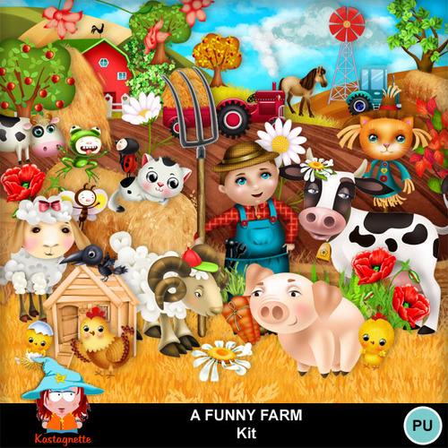 A funny farm