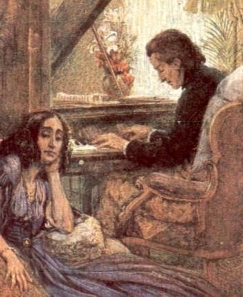 """""""George Sand, écrivain olfactif, à la croisée du parfum et de la musique """" une conférence de l' ACC"""