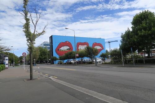 Jour 5 - d'Hanmer Spring à Akaroa, Christchurch