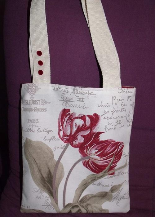 Sac Tulipe