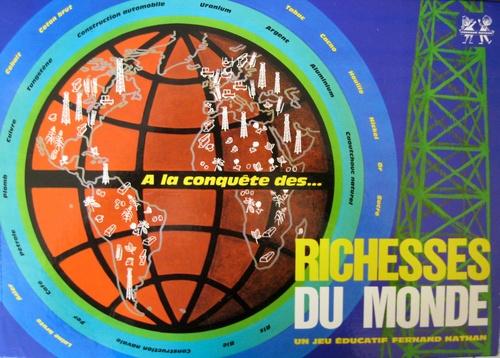 Richesses du monde 1975