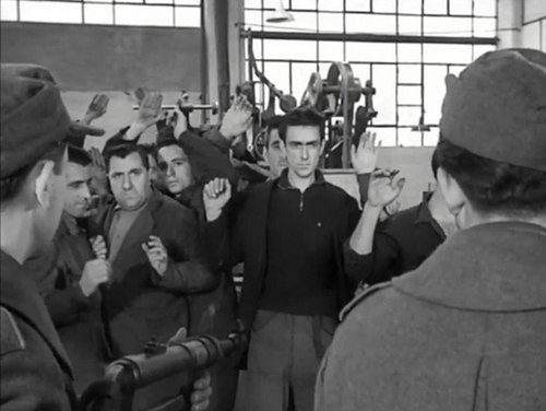 Achtung ! Banditi, Carlo Lizzani, 1951