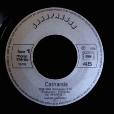 CATHARSIS 45t 1976