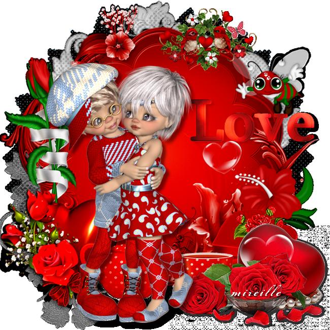 bon weekend et bonne st valentin