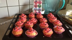 Cupcakes Pyjamasks et Ladybug