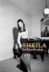03 octobre 1967 : Sheila et Claude s'amusent au bureau !
