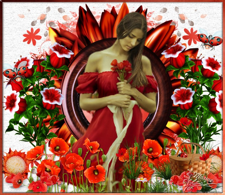 Tag coquelicots pour Maryse31..