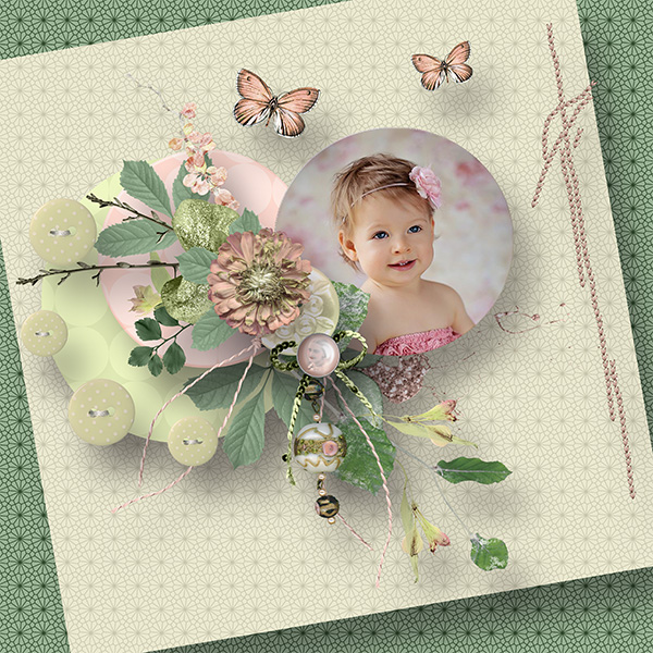 kit Promises de Angelique's Scrap