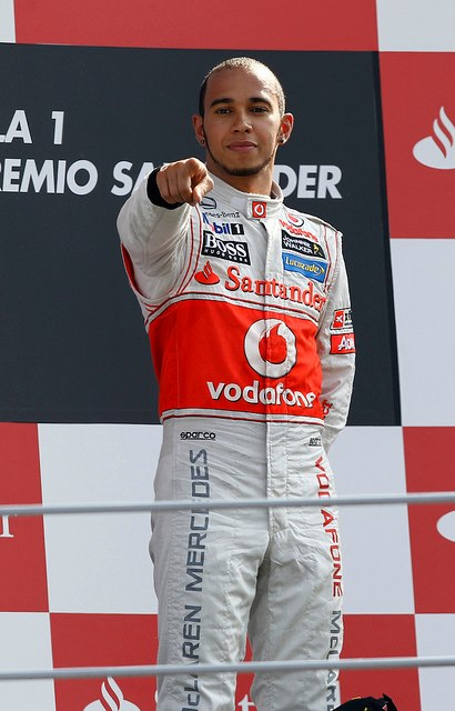 GP Italie : Course - Hamilton 1°, Button 23°