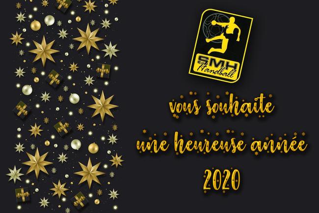 Joyeuse année sportive 2020 !