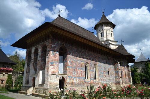 L'église de Moldavito...
