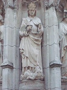 Saint Nicaise, martyr (2ème s.)