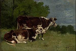 Alexandre Defaux - Duas Vacas