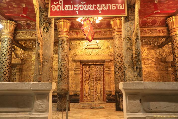 Le Vat Mai Suwannaphumaham, Luang Prabang