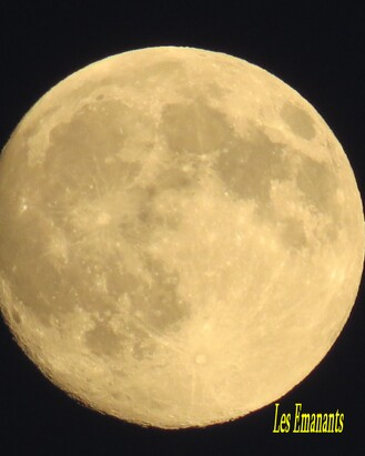 La Pleine Lune et ses effets