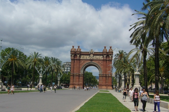Arc de Triomph-p. Lluis Cpg