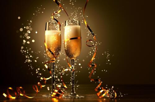 Le Champagne !!!