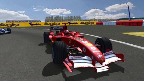 2005 - Team Scuderia Ferrari Marlboro