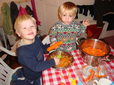 Blog de melimelodesptitsblanpain :Méli Mélo des p'tits Blanpain!, La soupe orange... rien que pour les enfants!  (Et les grands aussi!!!)