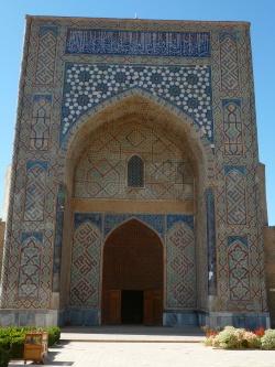 En chemin vers Samarqand...