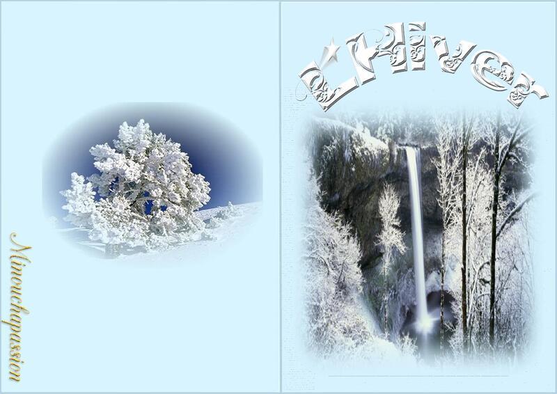 Cartes d'hiver (suite)